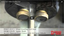 3 WHEEL KNURLING VIDEO