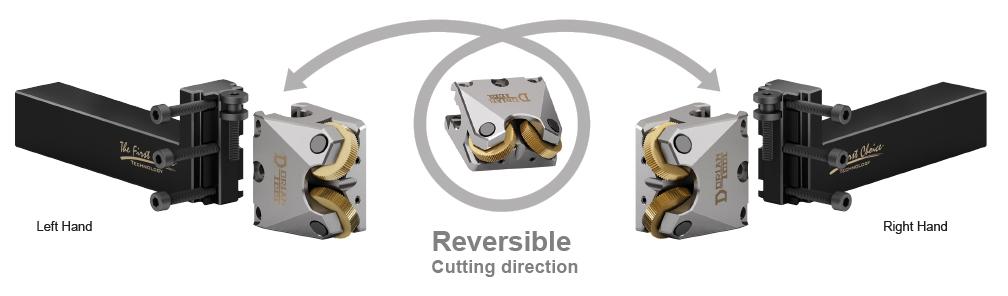 cnc modular-reversible